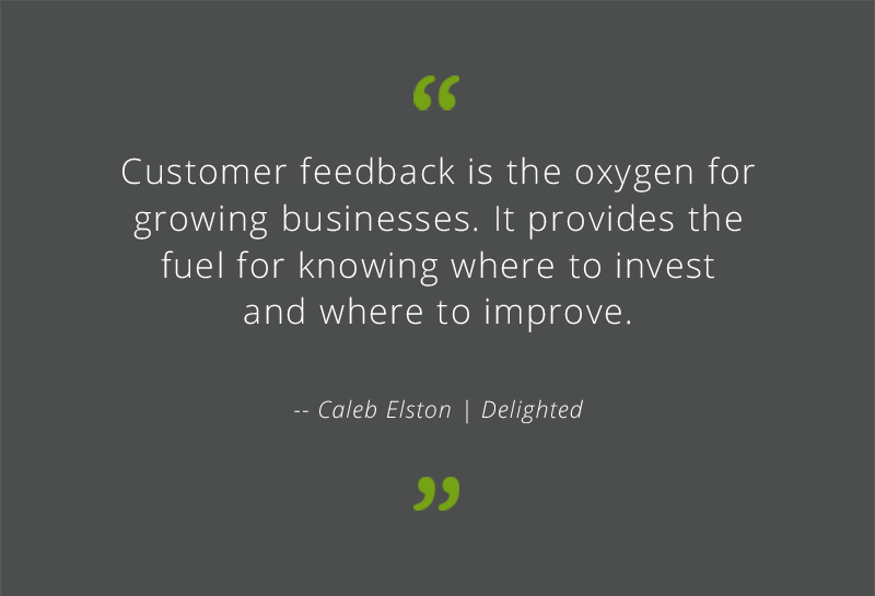 Customer Feedback Quote