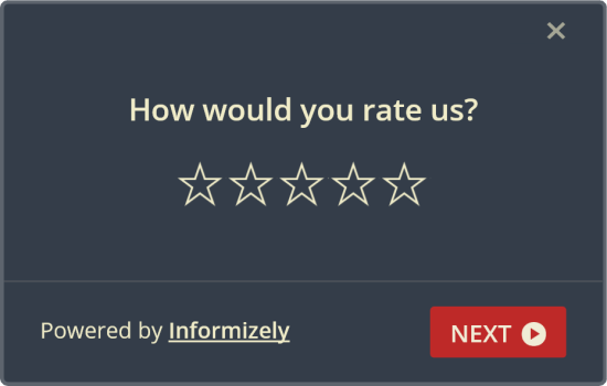 Star Rating Survey